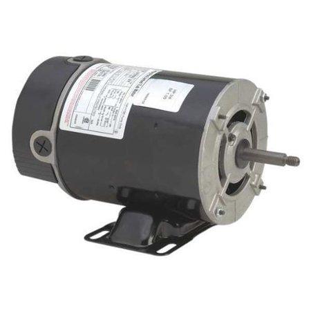 Century bn36 pump mtr split ph 3 4hp 3450 115 48y for Century lasar pool spa motor 1081 1563