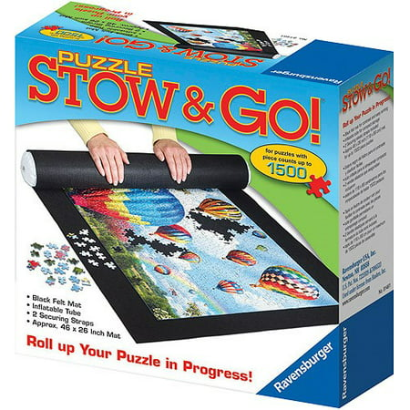 Puzzle Stow & Go Storage System](Halloween Party Logic Puzzle)