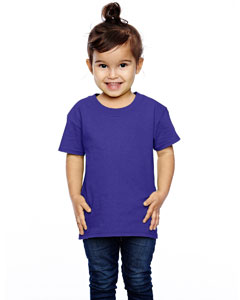 Fruit of the Loom Toddler's 5 oz., 100% Heavy Cotton HD® T-Shirt T3930