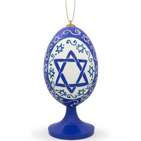 Star Of David Ornaments (3.5
