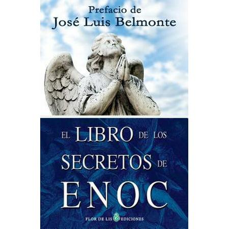 El libro de los secretos de enoc for Bazzel el jardin de los secretos
