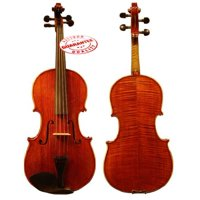 D'Luca Orchestral Series Handmade Viola Outfit 16.5 Inches, CA400VA-16.5