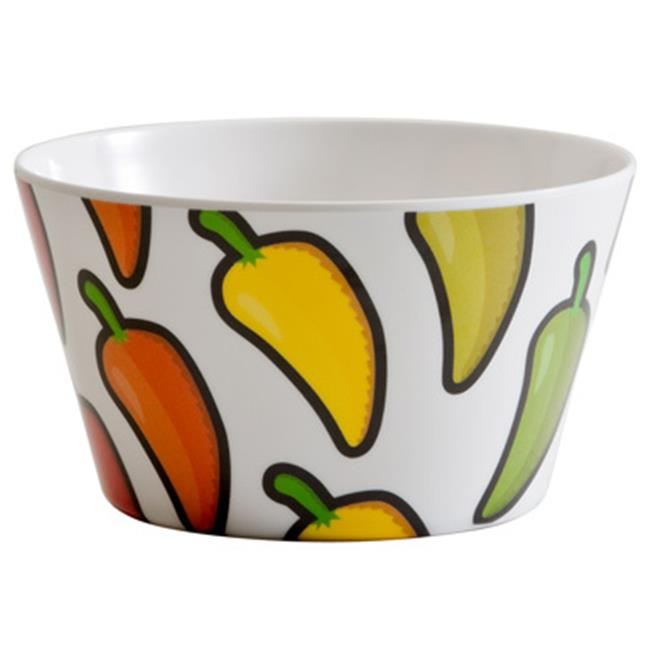 DDI 354569 Melamine Fiesta Bowl Case Of 24