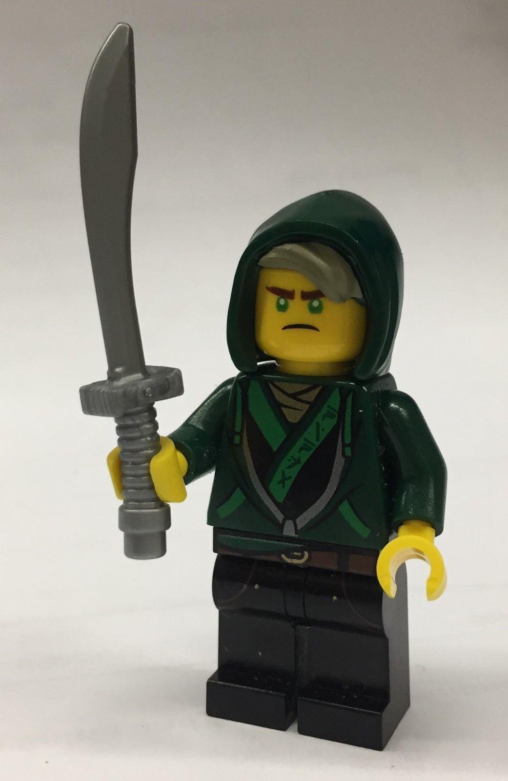 Lego Ninjago Lloyd Garmadon Minifigure From The Ninjago Movie Walmart Canada