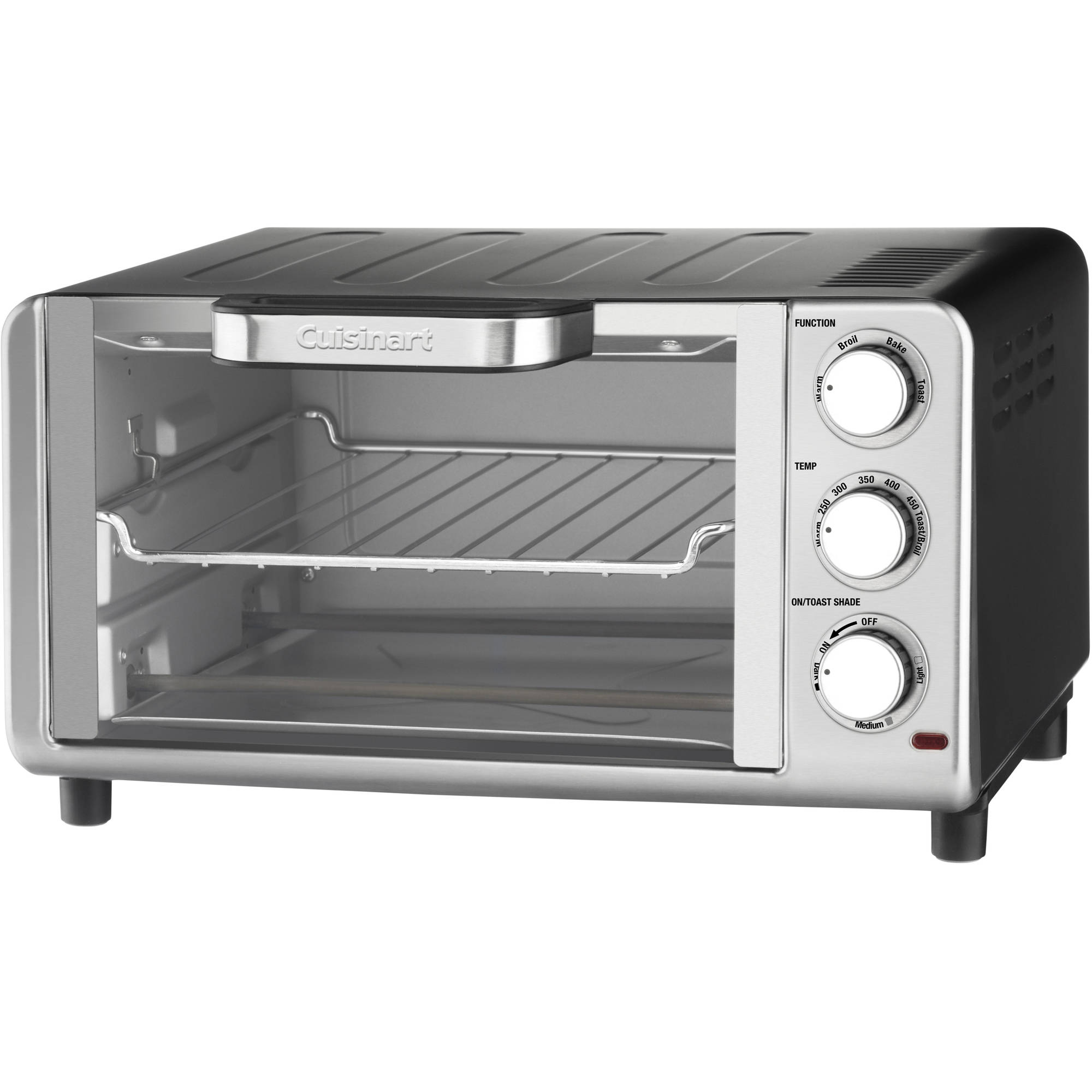 Cuisinart Compact Toaster Oven TOB-80