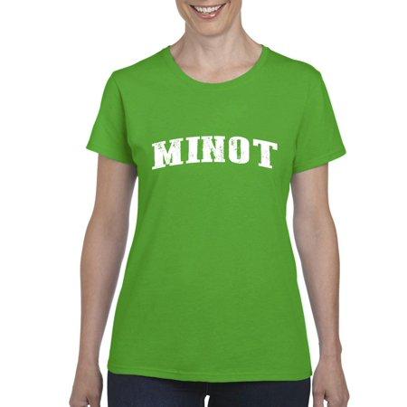 university of north dakota minot