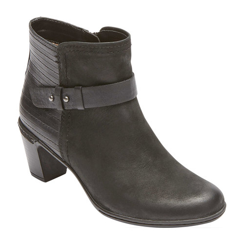 Rockport Cobb Hill Rashel Buckle Ankle Boot (Women's)