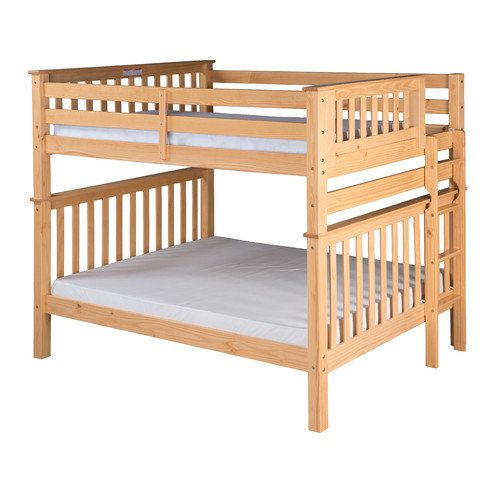 Camaflexi Santa Fe Mission Tall Bunk Bed