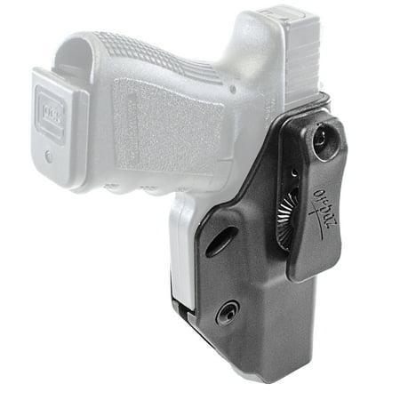 Orpaz Glock Left Hand Concealed Carry Holster IWB Holster for Glock 19, 17  & 26