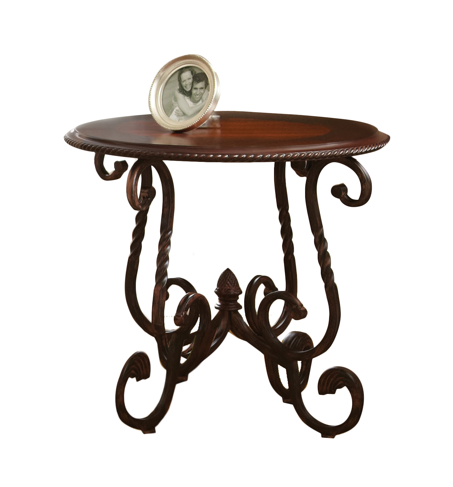Image of Abigail Home Corey End Table