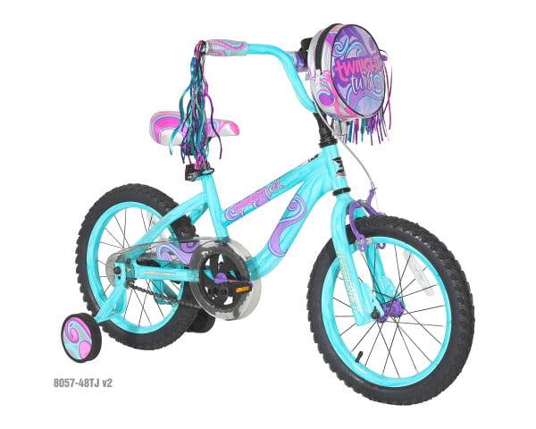 """16"""" Girl's Twightlight Twist Bike by Dynacraft BSC"""