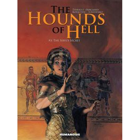 The Hounds of Hell #3 : The Sibyl's Secret - eBook (Hell Hound Halloween)