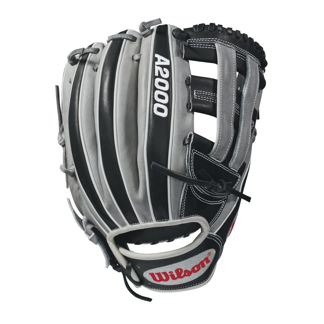 2018 Wilson A2000 Todd Frazier Game Model (IF) Baseball Glove, 12.25in, Right Hand Throw 12.25in by Wilson