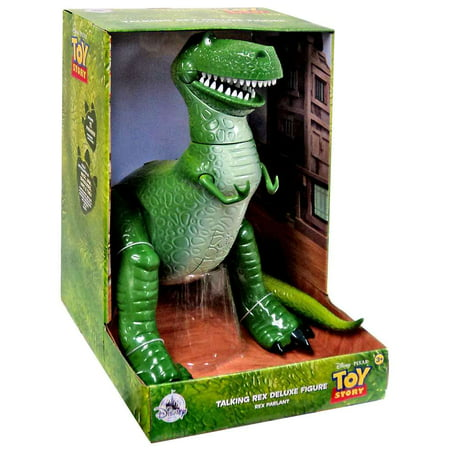 Toy Story Rex Action Figure [Talking] - Blow Up T Rex