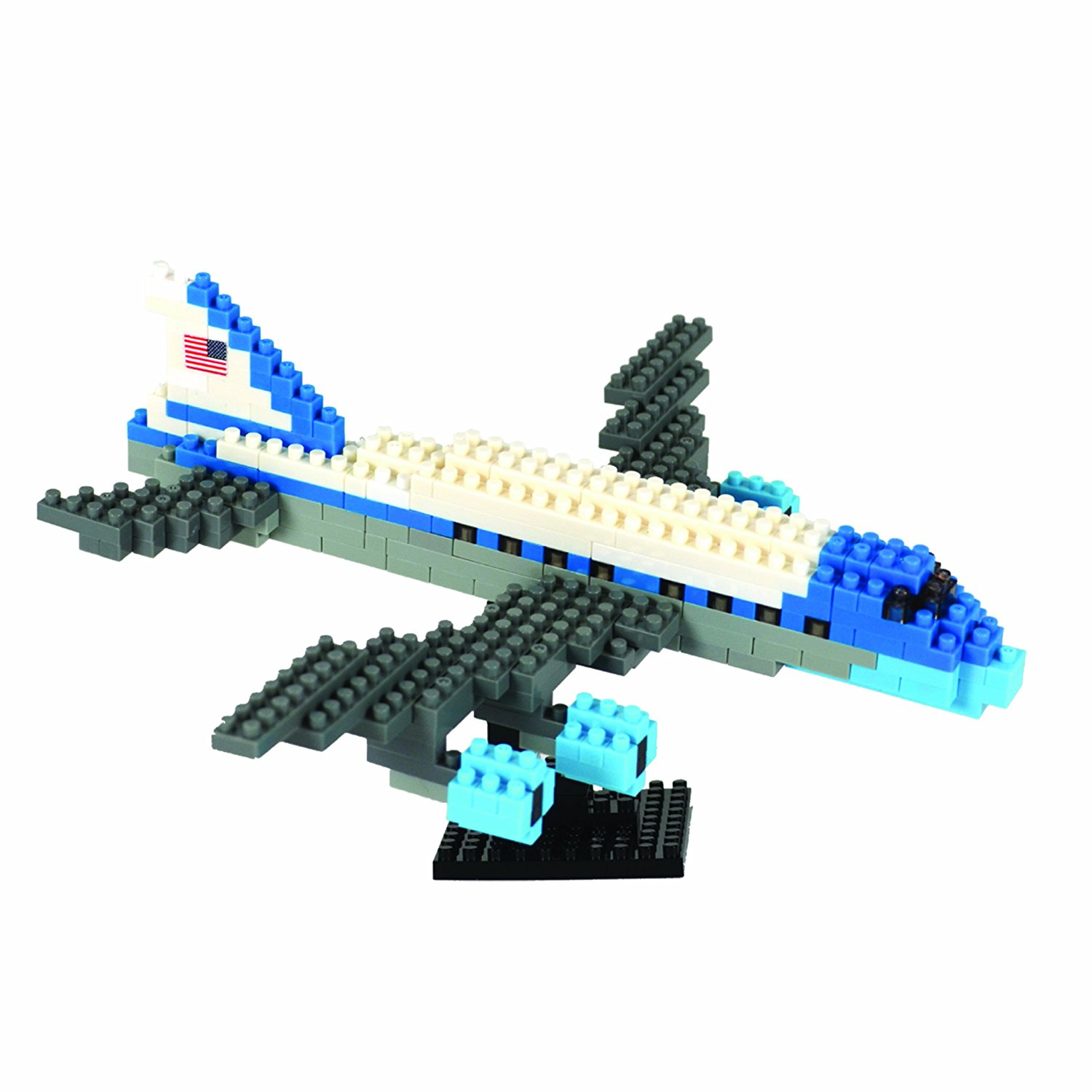 Air Force One Building Kit, A challenging building set especially designed for older... by