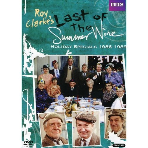 Last Of The Summer Wine: Holiday Specials 1986 - 1989 (Full Frame)