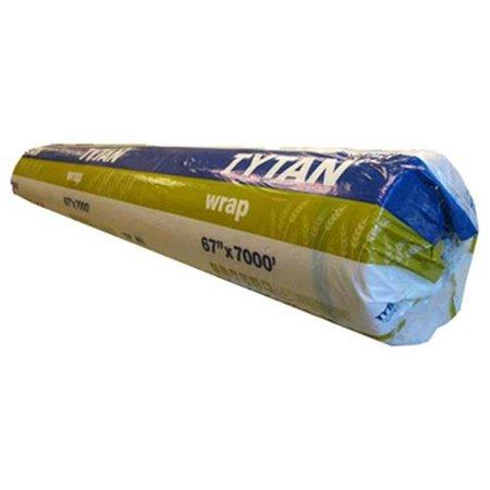 Tytan International NW489840T Baling Net Wrap, 48-In  x 9840-Ft