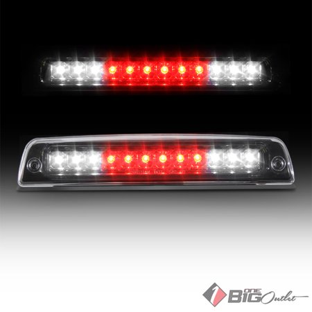 1994-2001 Ram 1500, 94-2002 Ram 2500/3500 Black LED 3rd Brake Light LED Cargo 1995 1996 1997 1998 1999 2000