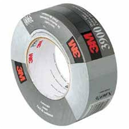 3M MMM3900 Duct Tape- Polyethylene Cloth- w-Rubber Adhesive- 2in.x60 Yds.- SR