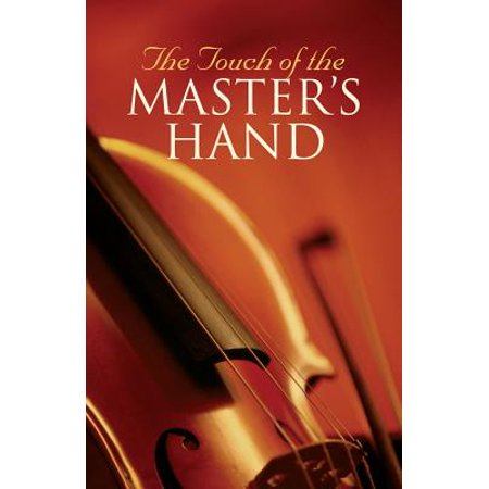 Proclaiming the Gospel: The Touch of the Master's Hand (Pack of 25) (Other) - Gospel Tracts For Halloween