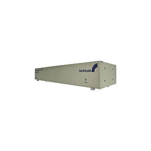StarTech.com 16 Port High Resolution VGA Video Splitter - 400 MHz - Video splitter - 16 x VGA - desktop