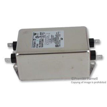 TE CONNECTIVITY / CORCOM 10VSK1 RFI POWER LINE FILTER, 10A, 700UA Corcom Rfi Filter