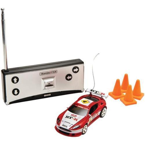 Cobra RC Toys L99121 Remote-Control Mini Race Car in a Can