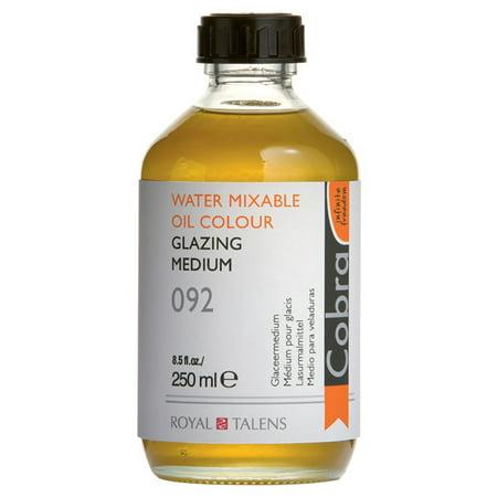 Cobra Water-Mixable Oil Glazing Medium 250 ml