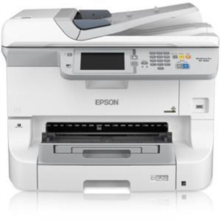 Epson Workforce Pro Wf 8590 Inkjet Multifunction Printer   Color   Plain Paper Print   Desktop C11cd45201