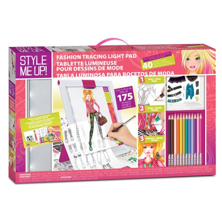 Style Me Up Fashion Tracing Light Pad