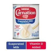 Nestle Carnation Vitamin D Added Evaporated Milk 12 fl. oz. Can
