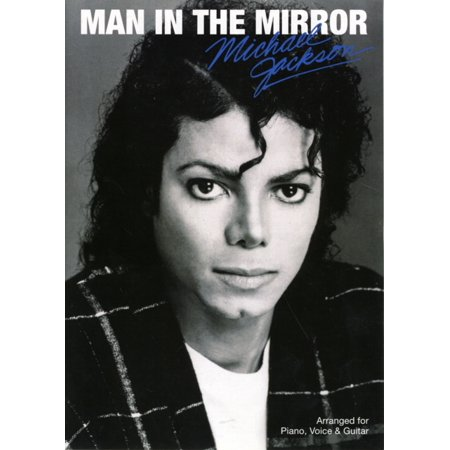 Michael Jackson Man in the Mirror Sheet
