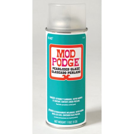 Plaid Mod Podge Spray Sealer, Pearlized Glaze, 11