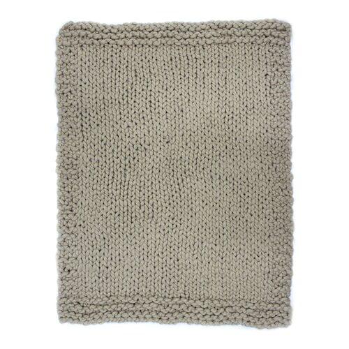 Gracie Oaks Toner Wool Throw
