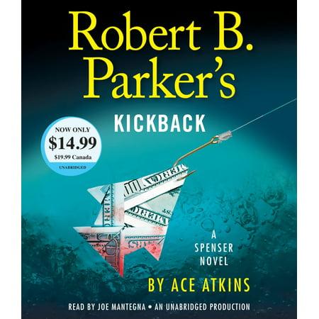 Robert B. Parker's Kickback (Robert Parker Burgundy)