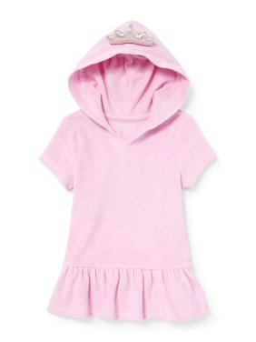 43f39ae5ec268 Product Image Princess Hooded Cover-Up (Baby Girls & Toddler Girls)