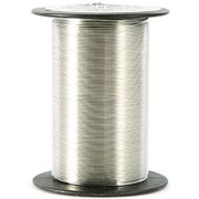 Craft Wire 24 Gauge 25yd-Silver