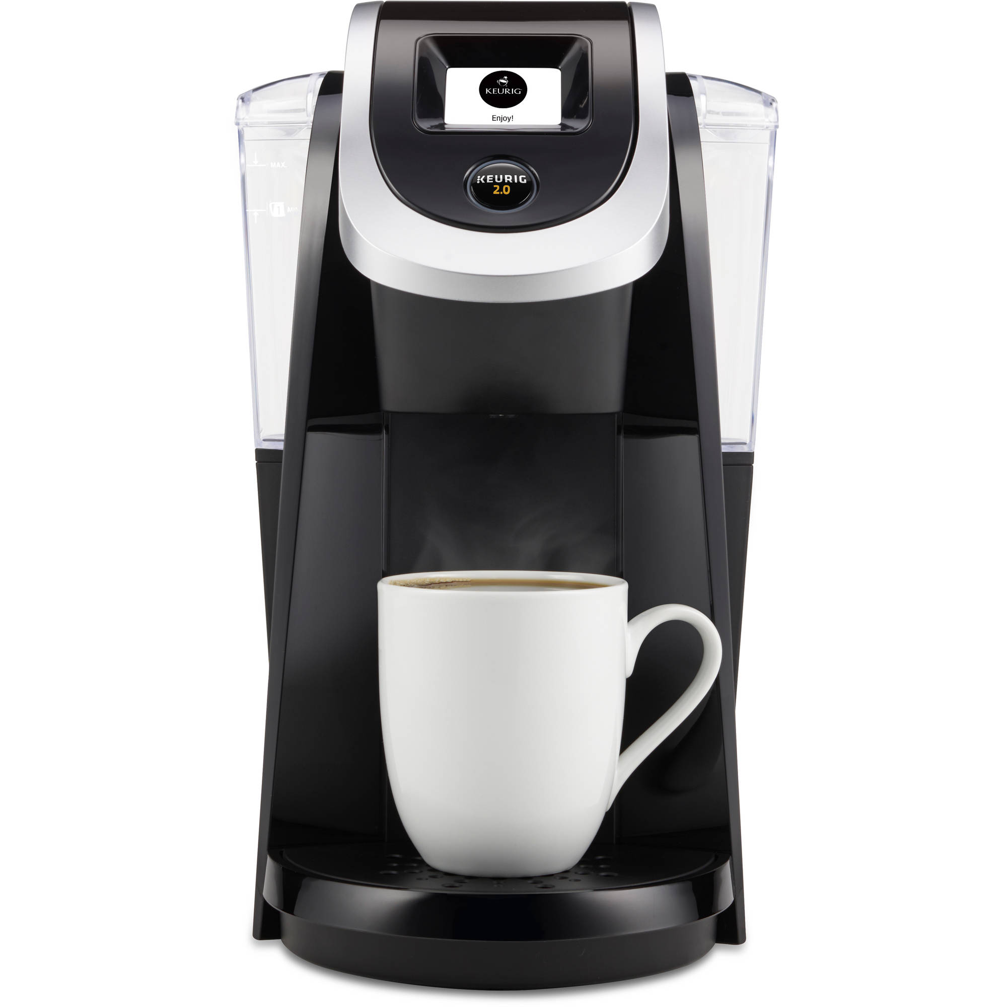 Keurig K2.0 K200 Coffeemaker Brewing System, Multiple Colors - Walmart.com