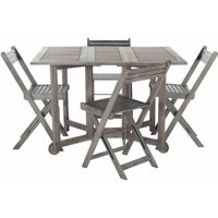 Deals on Safavieh Arvin Outdoor Table with 4 Chairs