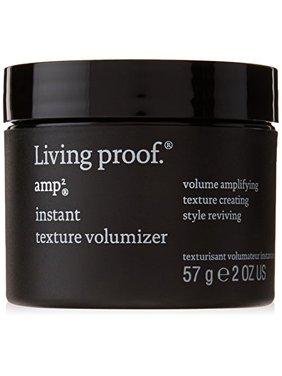 ($26 Value) Living Proof Amp2 Instant Texture Volumizer Hair Cream, 2 Oz