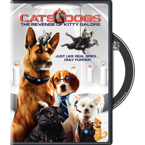 Cats & Dogs 2: The Revenge Of Kitty Galore (Widescreen)