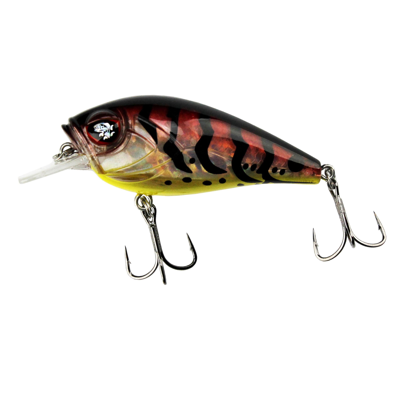 Gary Yamamoto Chikara 100 Crankbait, Crawfish Red