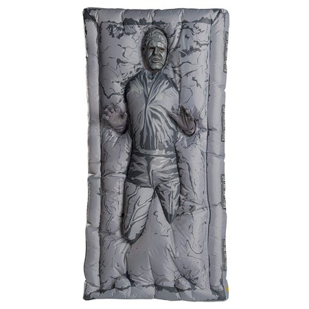 Star Wars Classic Mens Inflatable Han Solo In Carbonite Halloween - Han Solo Costumes