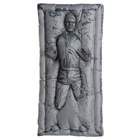 Star Wars Classic Mens Inflatable Han Solo In Carbonite Halloween Costume (Halloween Stores In Ottawa)