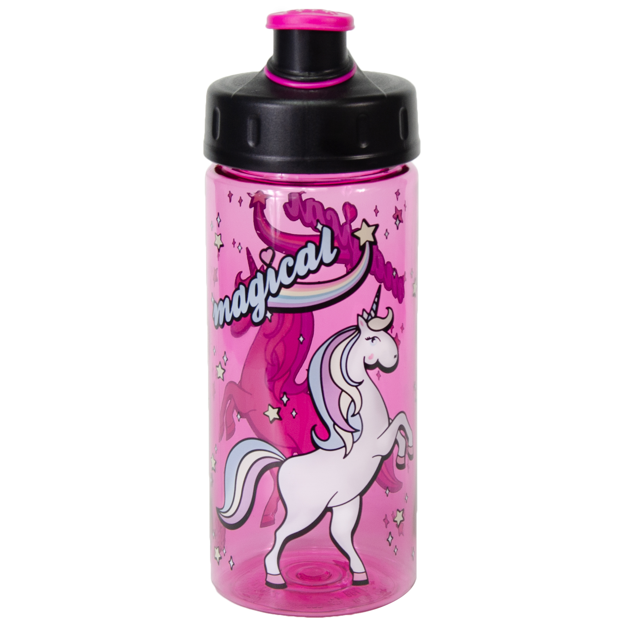 2b58898c17e Cool Gear 16oz Chug Water Bottle Magical Unicorn – Walmart Inventory ...