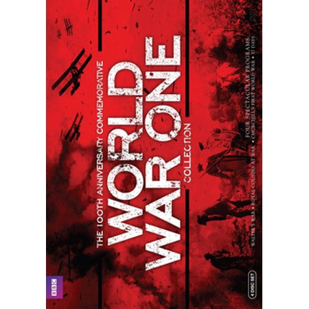 WORLD WAR ONE COLLECTION (DVD/4PK/GIFTSET) (DVD)