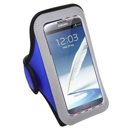 Premium Sports Armband Case for HTC U12+, U11, U11 EYEs, Desire 12+, Desire  12, U Ultra, BOLT, One A9, Desire 816, One Max, Desire EYE - Dark Blue +