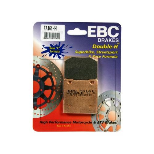 EBC Double-H Sintered Brake Pads Rear Fits 91-95 Kawasaki Ninja ZX7 ZX750J