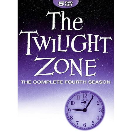 The Twilight Zone: Season 4 (DVD) (Twilight Zone Halloween)