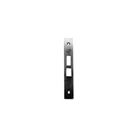 Baldwin 68101020084 2 in. Latch - Deadbolt Armored Front 6800 Series with Backset, Oil Rubbed Bronze Oil Rubbed Bronze Arts
